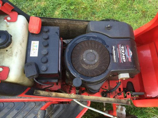 Countax C300H Ride On Mower