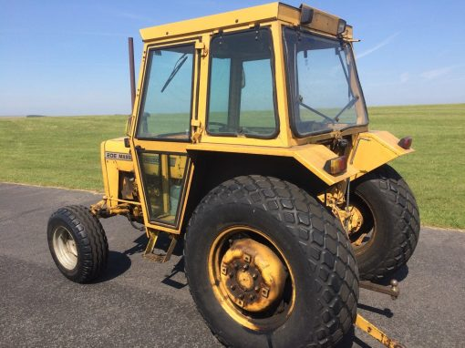 Massey Ferguson 20E Industrial Tractor