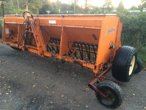 Falcon Seed Drill Spares Or Repair Box Drill Four Meter Fits Your Tractor