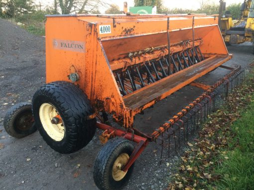 Falcon Seed Drill Spares Or Repair Box Drill Four Meter
