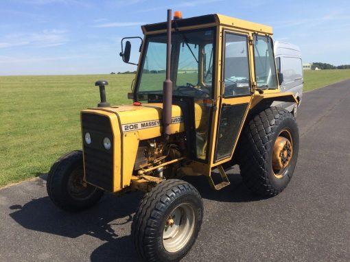 Massey Ferguson 20E Indutrial Tractor